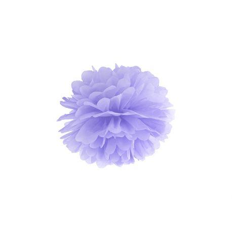 Fialový Pom pom - 25cm