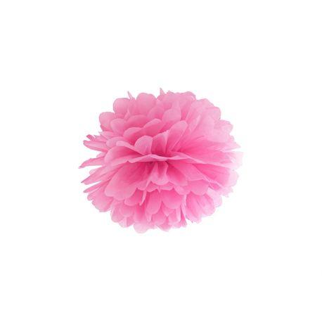 Ružový Pom pom - 25cm