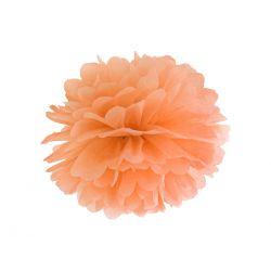 Pom pom oranžový - 35cm