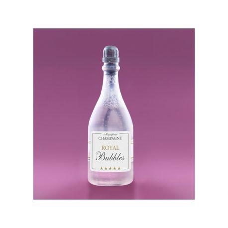 Svadobný bublifuk - šampanské
