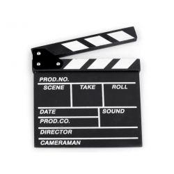 Rekvizita na fotenie - filmová klapka