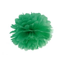 Pom pom zelený - 35cm