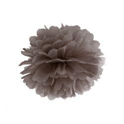 Hnedý Pom pom - 35cm