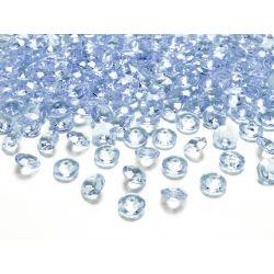 Modré diamanty 12mm