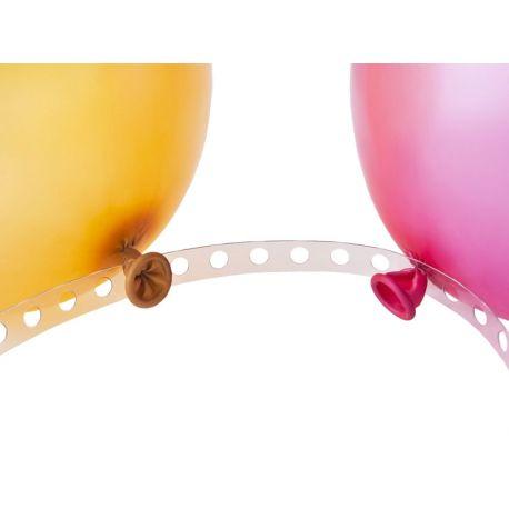 Páska na balónové girlandy