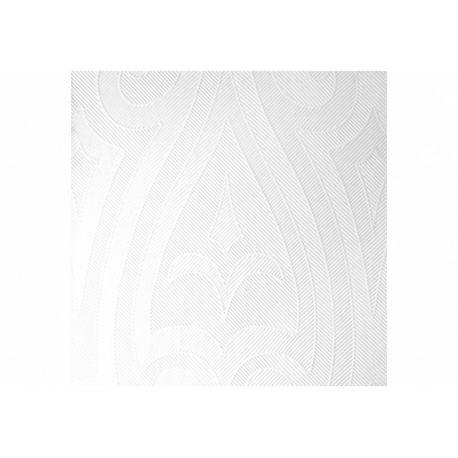 Luxusné obrúsky Dunilin Lily 40x40cm biele