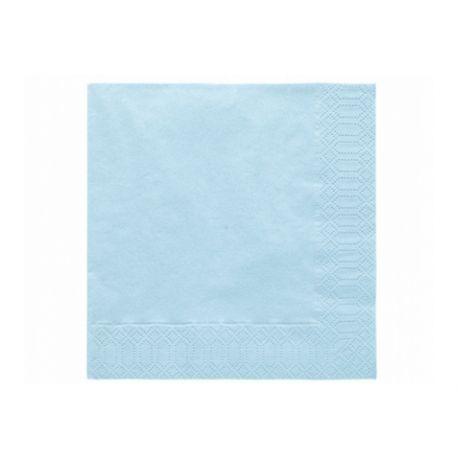 Mentolové papierové obrúsky - Standard 33cm/20ks
