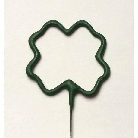 Prskavky zelený štvorlístok