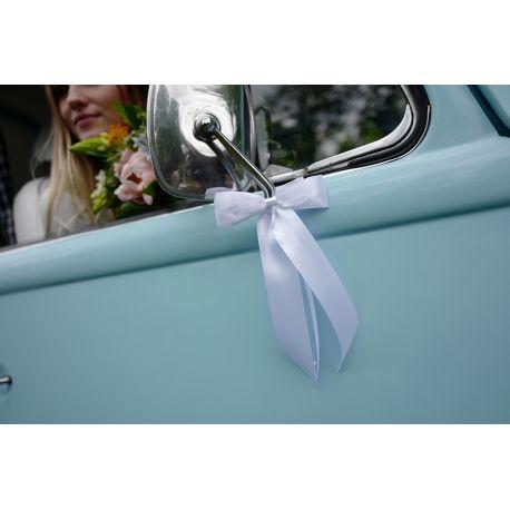 Mašla na svadobné auto