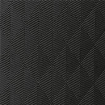Čierne obrúsky Elegance Crystal 40x40cm