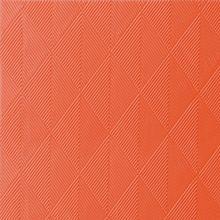 Oranžové obrúsky Elegance Crystal 40ks