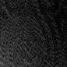 Čierne obrúsky Elegance Lily 40ks