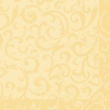 Luxusné obrúsky Sarala vanilka 40x40cm