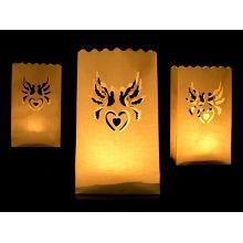 Lampióny na sviečku - Holubice