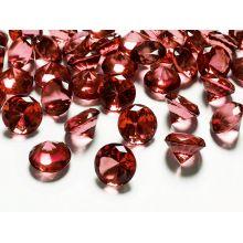 Červené diamanty 20mm